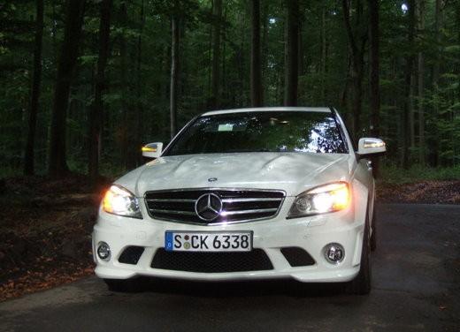 Mercedes C63 AMG è l'Auto Europa Tuner 2008 - Foto 7 di 9