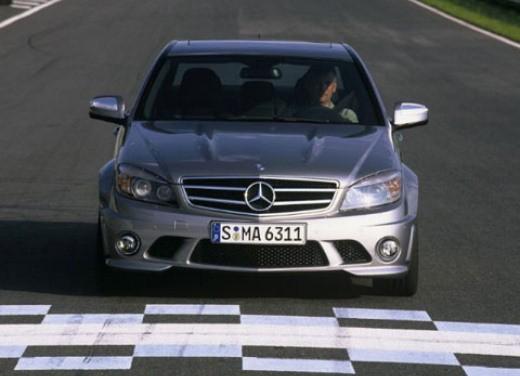 Mercedes C63 AMG è l'Auto Europa Tuner 2008 - Foto 8 di 9