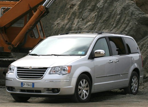 Chrysler Grand Voyager – Test Drive - Foto 12 di 12