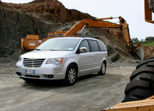 Chrysler Grand Voyager – Test Drive - Foto 2 di 12