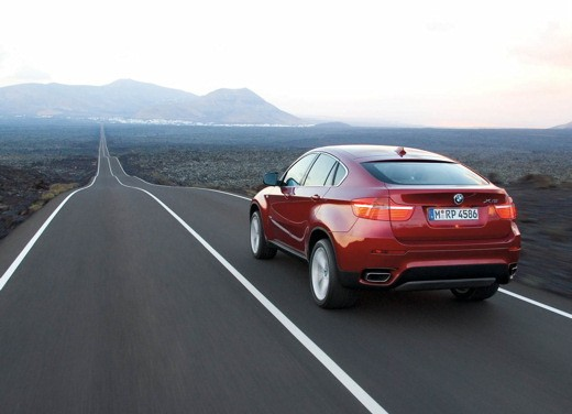 BMW X6 – Test Drive - Foto 28 di 44