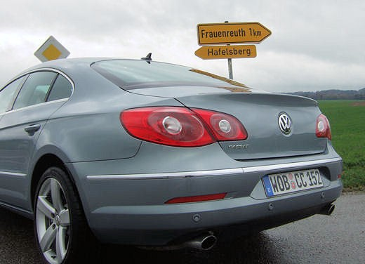Volkswagen Passat CC – Test Drive - Foto 48 di 61