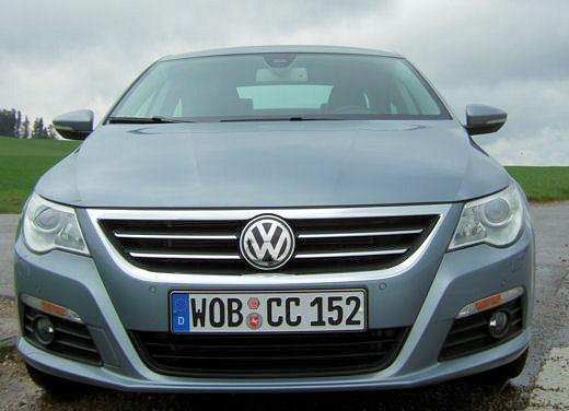 Volkswagen Passat CC – Test Drive - Foto 56 di 61