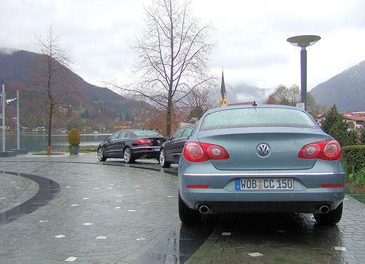 Volkswagen Passat CC – Test Drive - Foto 58 di 61
