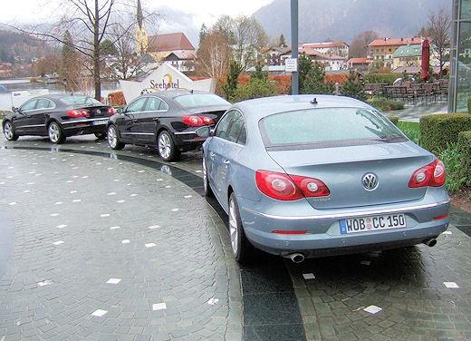 Volkswagen Passat CC – Test Drive - Foto 59 di 61