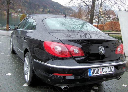 Volkswagen Passat CC – Test Drive - Foto 23 di 61