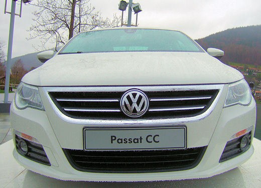 Volkswagen Passat CC – Test Drive - Foto 41 di 61