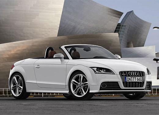 Audi TTS – Prezzi Ufficiali - Foto 1 di 16