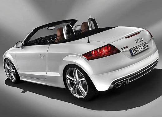 Audi TTS – Prezzi Ufficiali - Foto 4 di 16