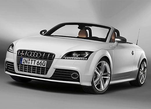 Audi TTS – Prezzi Ufficiali - Foto 5 di 16