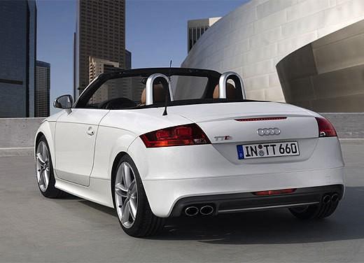 Audi TTS – Prezzi Ufficiali - Foto 6 di 16