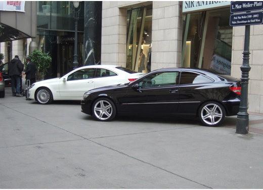 Mercedes CLC – Test Drive - Foto 4 di 30
