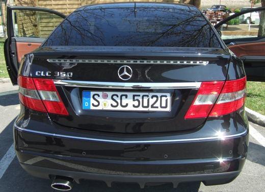 Mercedes CLC – Test Drive - Foto 10 di 30