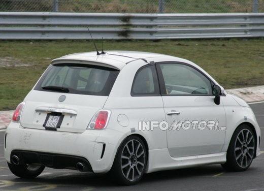 Nuova Fiat 500 Abarth – spy - Foto 4 di 40