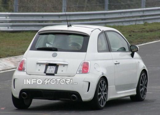 Nuova Fiat 500 Abarth – spy - Foto 5 di 40