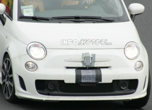 Nuova Fiat 500 Abarth – spy - Foto 7 di 40