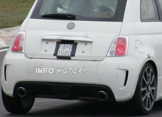 Nuova Fiat 500 Abarth – spy - Foto 8 di 40