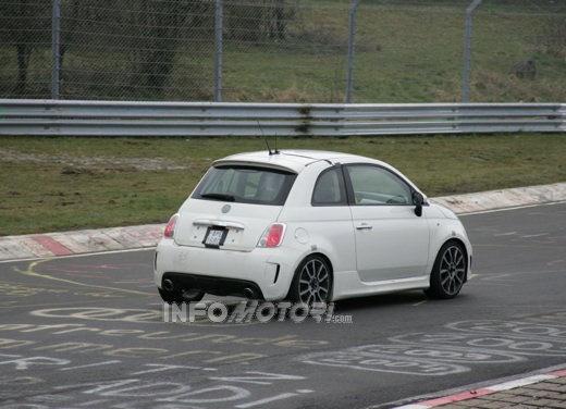 Nuova Fiat 500 Abarth – spy - Foto 12 di 40