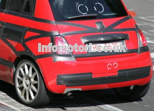 Nuova Fiat 500 Abarth – spy - Foto 28 di 40