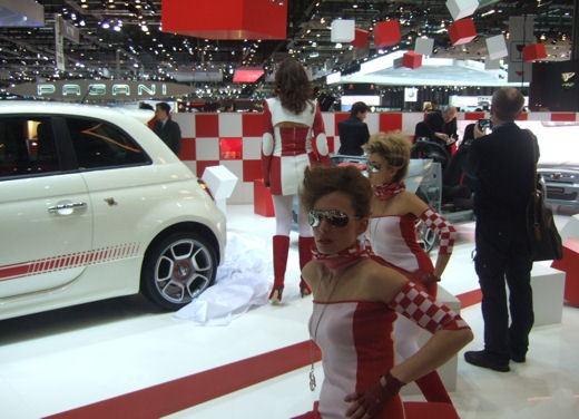 Nuova Fiat 500 Abarth – spy - Foto 29 di 40