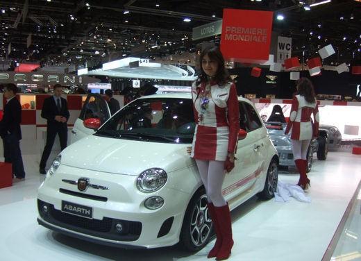 Nuova Fiat 500 Abarth – spy - Foto 30 di 40