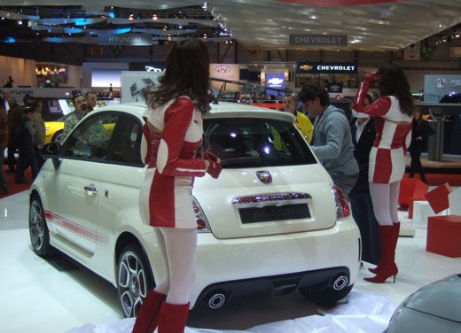 Nuova Fiat 500 Abarth – spy - Foto 31 di 40
