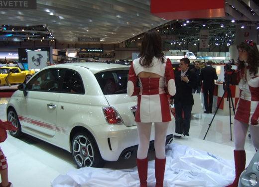 Nuova Fiat 500 Abarth – spy - Foto 32 di 40