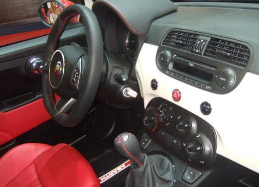 Nuova Fiat 500 Abarth – spy - Foto 36 di 40