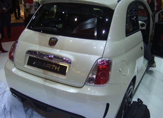 Nuova Fiat 500 Abarth – spy - Foto 37 di 40