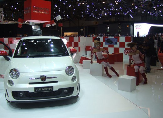 Nuova Fiat 500 Abarth – spy - Foto 38 di 40