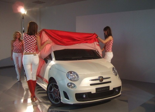 Nuova Fiat 500 Abarth – spy - Foto 39 di 40