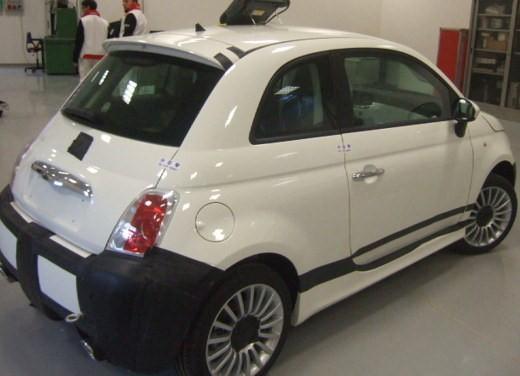 Nuova Fiat 500 Abarth – spy - Foto 40 di 40