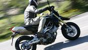Aprilia SMV 750 Dorsoduro - Long Test Ride