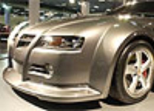 MG Rover – Telaio della MG X Power SV