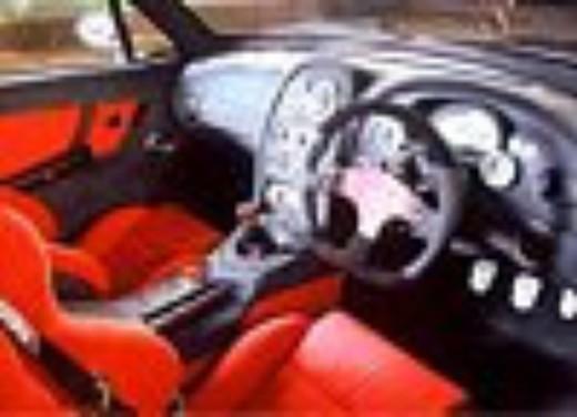 MG Rover – Abitacolo della  MG X Power SV