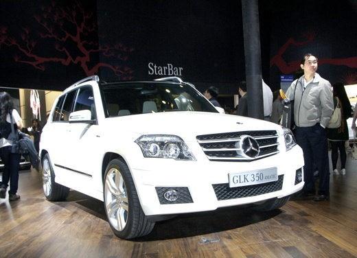 Mercedes al Salone dell'Auto di Pechino 2008 - Foto 1 di 17