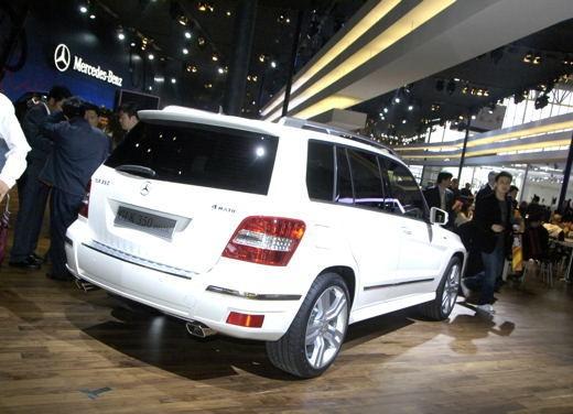 Mercedes al Salone dell'Auto di Pechino 2008 - Foto 7 di 17