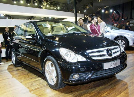 Mercedes al Salone dell'Auto di Pechino 2008 - Foto 8 di 17