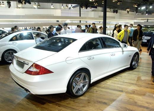 Mercedes al Salone dell'Auto di Pechino 2008 - Foto 9 di 17