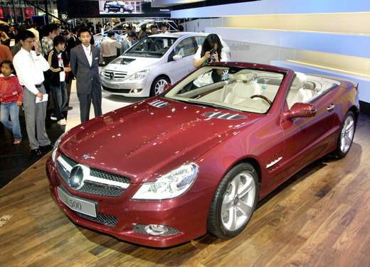 Mercedes al Salone dell'Auto di Pechino 2008 - Foto 12 di 17