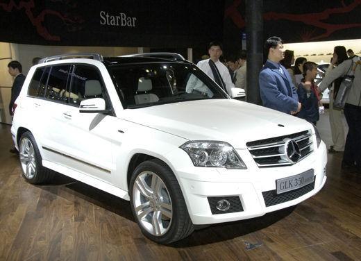 Mercedes al Salone dell'Auto di Pechino 2008 - Foto 13 di 17