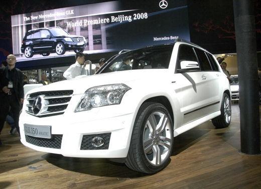 Mercedes al Salone dell'Auto di Pechino 2008 - Foto 14 di 17