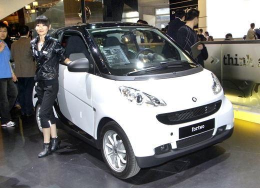 Mercedes al Salone dell'Auto di Pechino 2008 - Foto 2 di 17