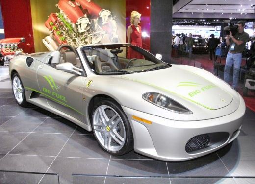 Auto a bioetanolo - Foto 2 di 3