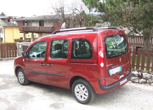 Renault nuova  Kangoo – Test Drive - Foto 3 di 24