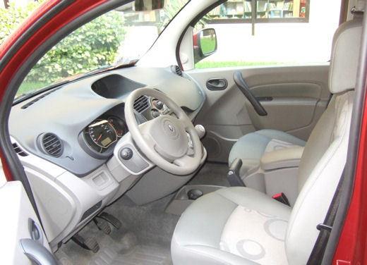 Renault nuova  Kangoo – Test Drive - Foto 13 di 24