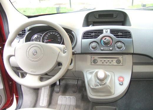 Renault nuova  Kangoo – Test Drive - Foto 14 di 24