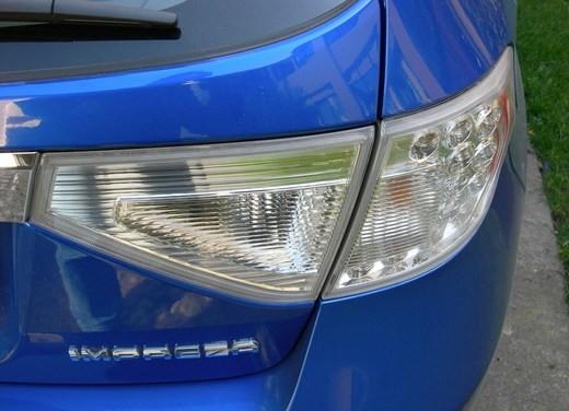 Subaru Impreza 2.0 – Long Test Drive - Foto 4 di 16