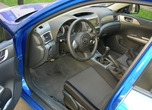 Subaru Impreza 2.0 – Long Test Drive - Foto 11 di 16
