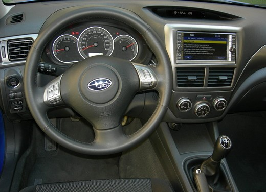Subaru Impreza 2.0 – Long Test Drive - Foto 14 di 16